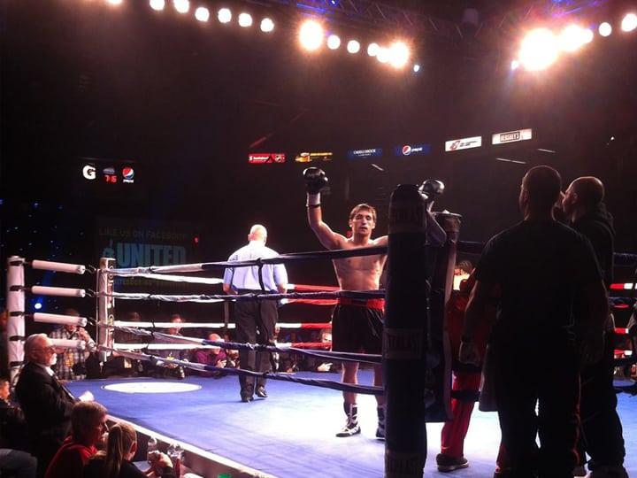 Boxing - Warrior Mixed Martial Arts - Boxing Newmarket, Newmarket
